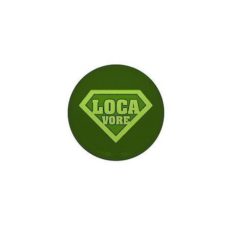 Locavore Mini Button (100 pack)