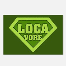 Locavore Postcards (Package of 8)