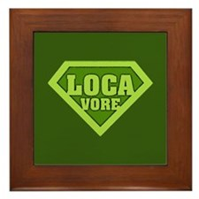 Locavore Framed Tile