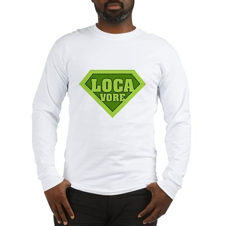 Locavore Long Sleeve T-Shirt