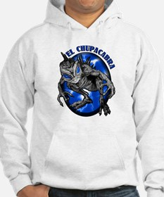 Chupacabra with Background 8 Jumper Hoody