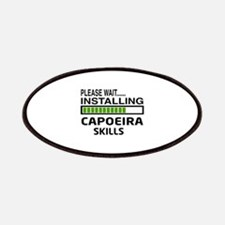 Please wait, Installing Capoeira Skills Patch