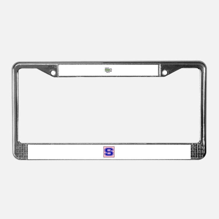 Please wait, Installing Capoei License Plate Frame