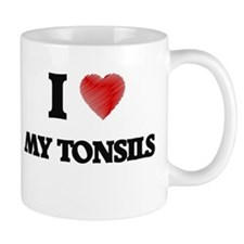 I love My Tonsils Mugs