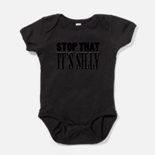 Cute Monty python Baby Bodysuit