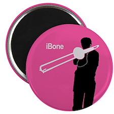 iBone Trombone Magnet