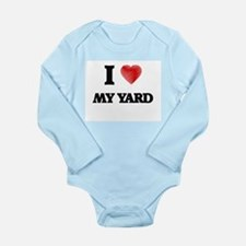 I love My Yard Body Suit