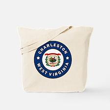 Funny Almost heaven Tote Bag