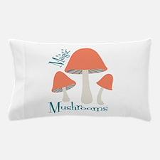 Magic Mushrooms Pillow Case