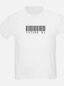 BarCodeFutureDJ T-Shirt