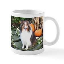 Harvest Sheltie Mug