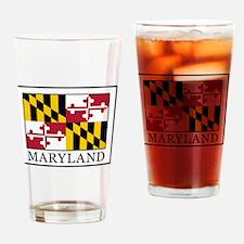 Unique Baltimore Drinking Glass