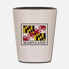 Funny Annapolis Shot Glass