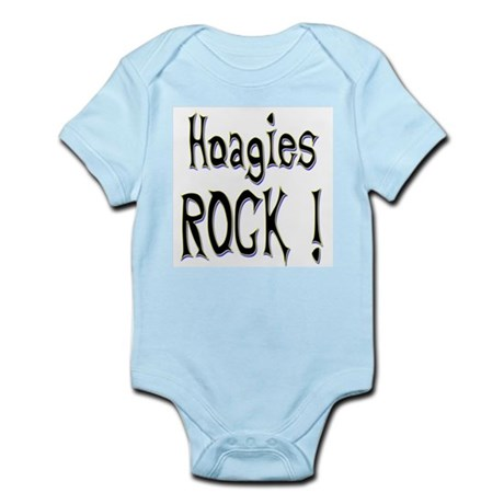 Hoagies Rock ! Infant Bodysuit