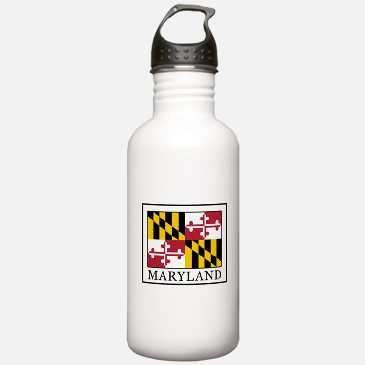 Maryland Water Bottle