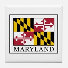 Maryland Tile Coaster