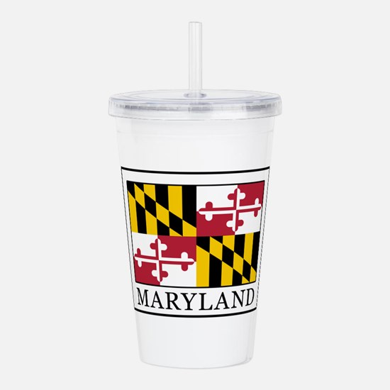 Maryland Acrylic Double-wall Tumbler