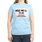 Kiss Me I'm a OCCUPATIONAL THERAPY ASSISTANT Women