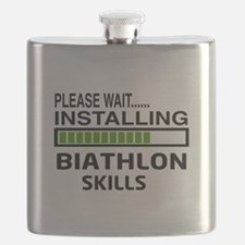Please wait, Installing Biathlon Skills Flask