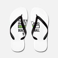 Please wait, Installing Beach Volleybal Flip Flops