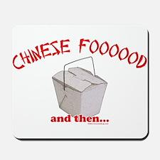 Chinese Foooood Mousepad
