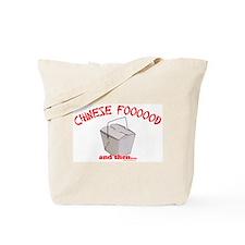 Chinese Foooood Tote Bag