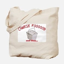 Chinese Foooood Tote Bag