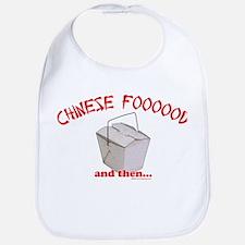 Chinese Foooood Bib