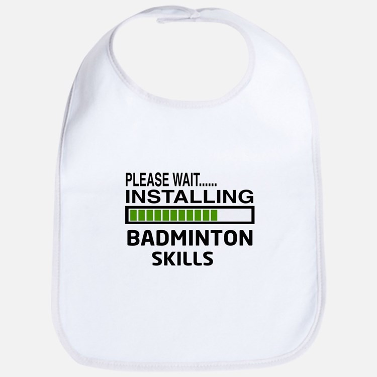 Please wait, Installing Badminton Skills Bib