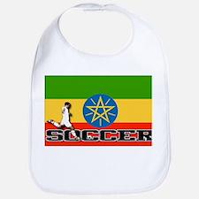Ethiopia Flag Soccer Bib