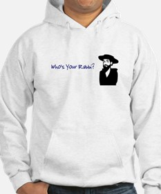 who's your rabbi Hoodie