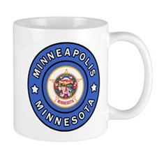 Minneapolis Minnesota Mugs