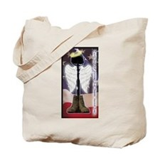 Fallen Soldier Battlefield Cr Tote Bag
