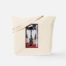 Fallen Soldier Battlefield Cr Tote Bag