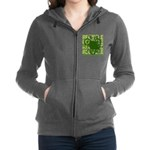 Environmental reCYCLE Women's Zip Hoodie