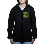 Environmental reCYCLE Women's Zip Hoodie