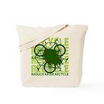 Environmental reCYCLE Tote Bag