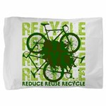 Environmental reCYCLE Pillow Sham
