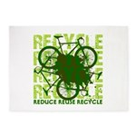 Environmental reCYCLE 5'x7'Area Rug