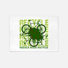 Environmental reCYCLE 5'x7'Area Rug