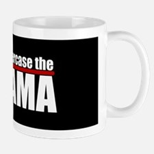 Lowercase the Drama Mug