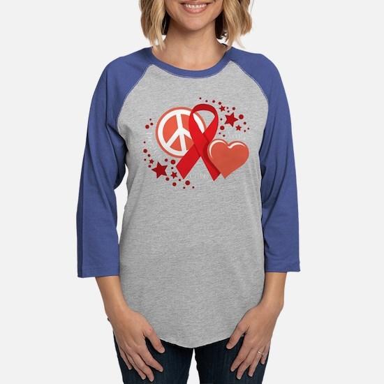 HIV/AIDS PLC Long Sleeve T-Shirt