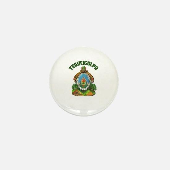 Tagucigalpa, Honduras Mini Button