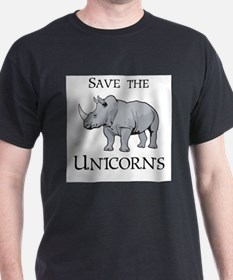 Save the Unicorns T-Shirt
