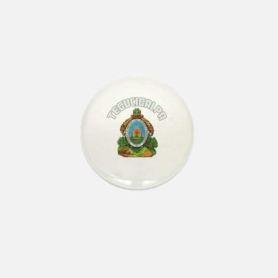 Tegucigalpa, Honduras Mini Button