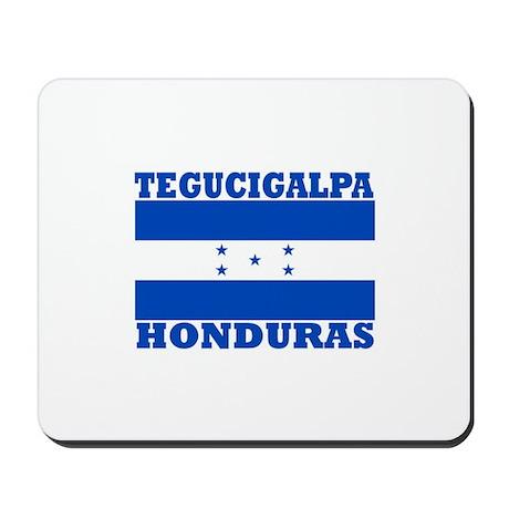 Tegucigalpa, Honduras Mousepad