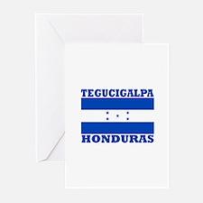Tegucigalpa, Honduras Greeting Cards (Pk of 10)