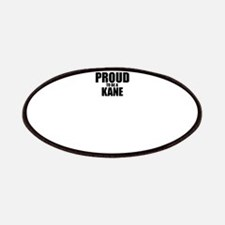 Proud to be KANE Patch