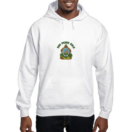 San Pedro Sula, Honduras Hooded Sweatshirt