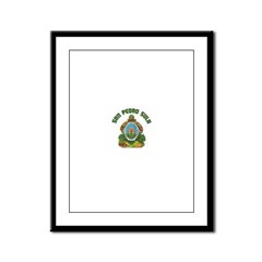 San Pedro Sula, Honduras Framed Panel Print